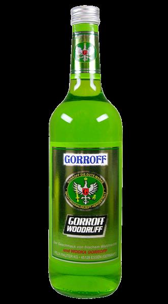 Rauter Waldmeister Wodka Woodruff Gorroff 16% 1,0l