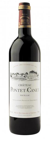 2011 Château Pontet Canet 5ème Grand Cru Classé Pauillac A.C.