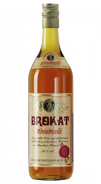Brokat Weinbrand 36% 1,0l