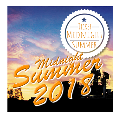 Midnightsummer 2018 am 21.07.2018
