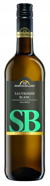 2018 Remstalkellerei Sauvignon Blanc Halbtrocken!