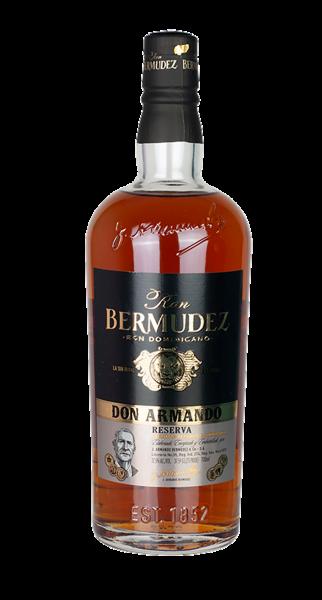 Bermudez Rum Don Armando 10 years 37,5% 0,7l!