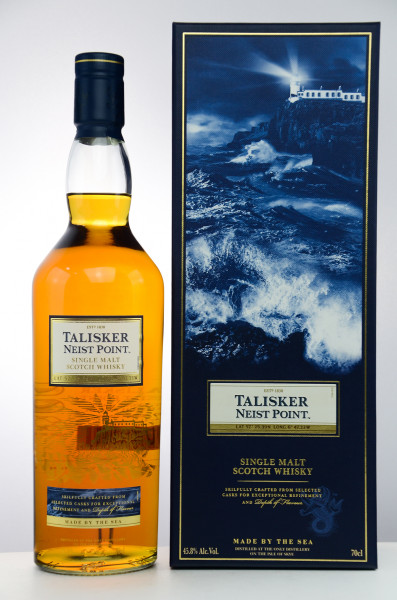Talisker Neist Point Skye Malt Whisky 45,8% 0,7l!