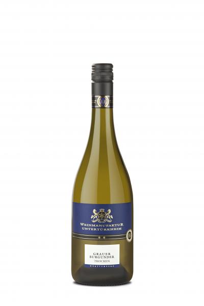 2018 Weinmanufaktur Untertürkheim Grauburgunder ** Trocken