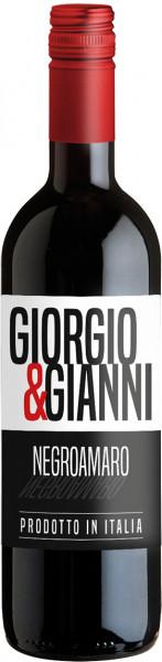 Nero by Giorgio & Gianni Negroamaro