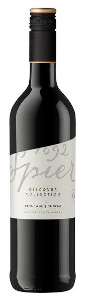 2018 Spier Discover Collection Pinotage Shiraz