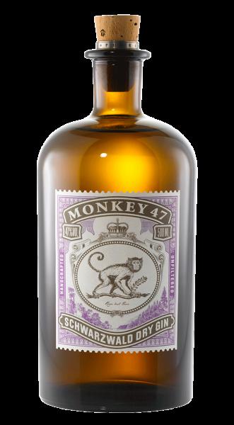 Monkey 47 Schwarzwald Dry Gin 0,5l