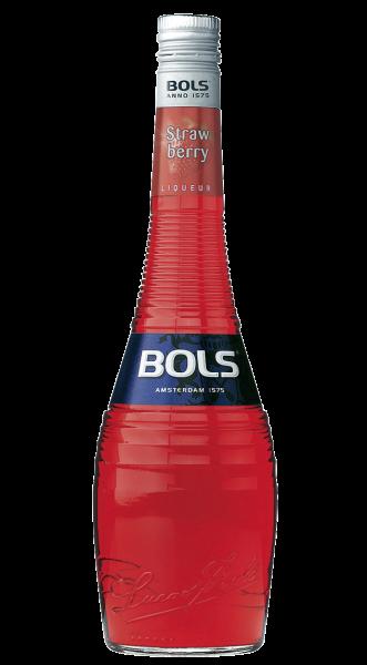 Bols Strawberry Likör 0,7l!