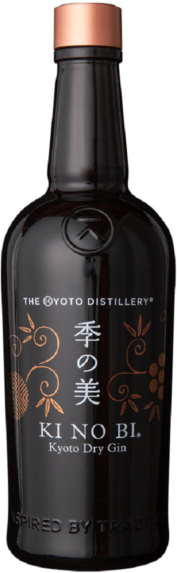 KI NO BI Kyoto Dry Gin Classic 45,7% 0,70l