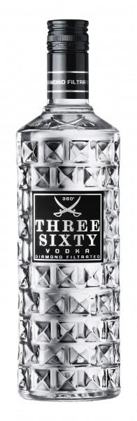 Three Sixty Vodka 37,5% 0,7l
