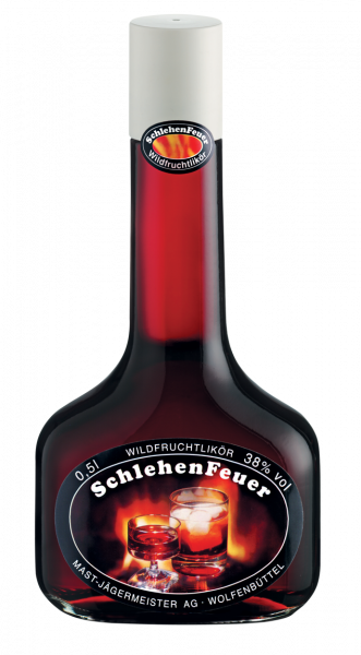 Schlehenfeuer 38% 0,5l