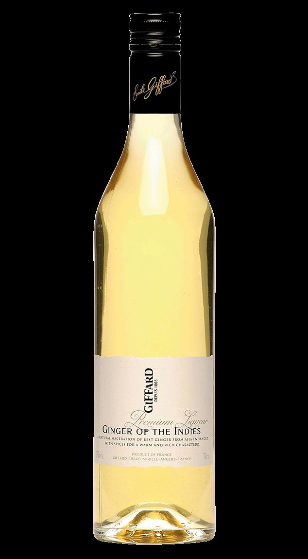 Giffard Premium Ginger of the Indies (Ingwer) Likör 35% 0,7l !
