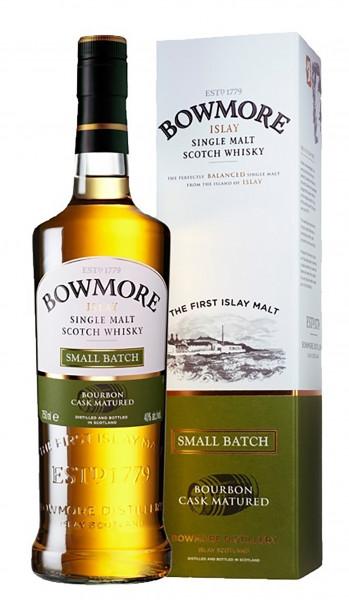 Bowmore Small Batch Islay Single Malt Whisky 0,7l