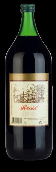 Rosso del Veneto Vino da Tavola 2,00 l