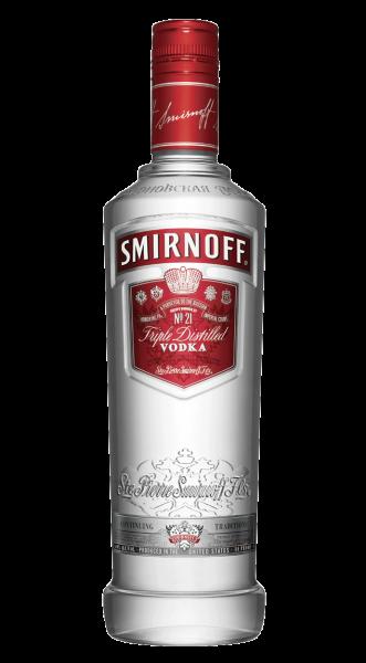Smirnoff Vodka Red Label 37,5% 0,5l
