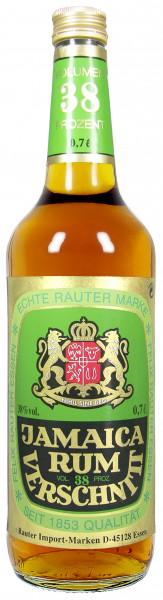 Rauter Jamaica Rum-Verschnitt 38% 0,7l