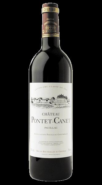 2010 Château Pontet Canet 5ème Grand Cru Classé Pauillac A.C.