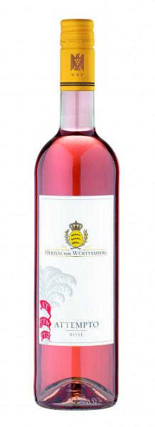 2015 Herzog von Württemberg Attempto Rosé Trocken!