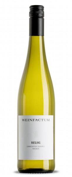 2016 Weinfactum Cannstatter Zuckerle Riesling * Trocken!