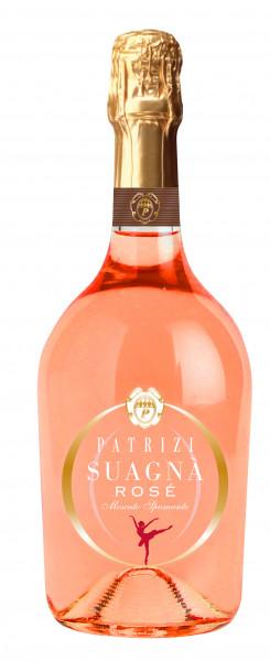 Patrizi Moscato Spumante Suagna Rosé 0,75 l