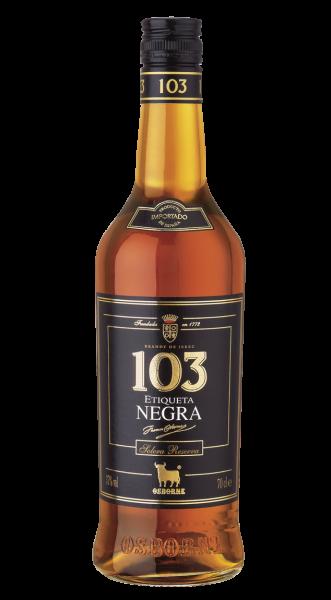 Osborne 103 Etiqueta Negra 36% 0,7l