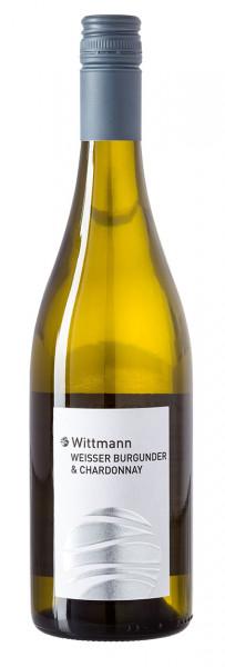 2018 Wittmann Weißer Burgunder & Chardonnay Trocken Bio (ABCERT:DE-ÖKO-006)
