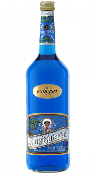 Rauter Blue Curacao 20% 1,0l