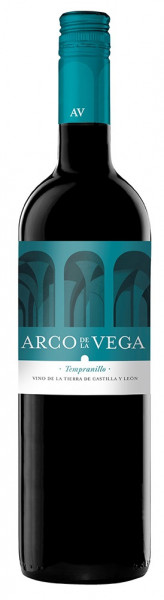 2018 Arco de la Vega Tempranillo Vino de la Tierra de Castilla y León