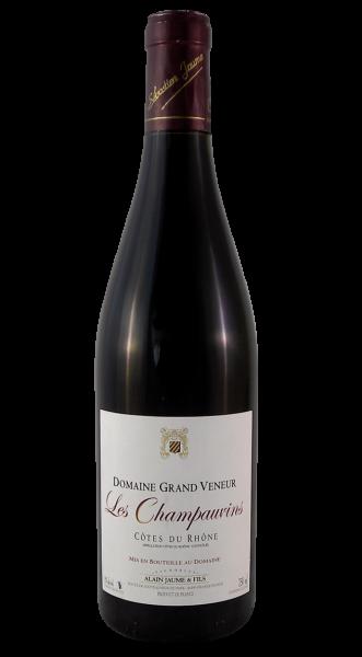 Domaine Grand Veneur Les Champauvins Côtes du Rhône A.P. Bio (ABCERT:DE-ÖKO-006)