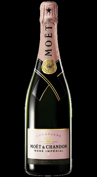 Moet Chandon Brut Rose Champagne Imperial 12% 0,75l