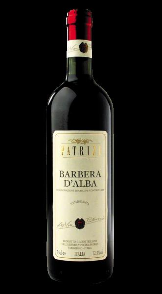 2019 Patrizi Barbera d'Alba D.O.C.