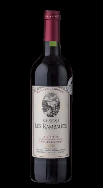 2016 Château les Rambauds Bordeaux A.C.!