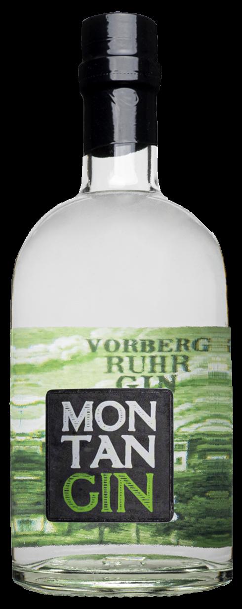 Montan Gin 43% 0,50l