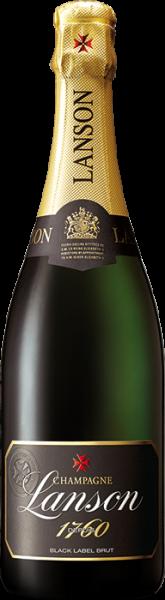 Lanson Black Label Brut Champagne 12,5% 0,75l