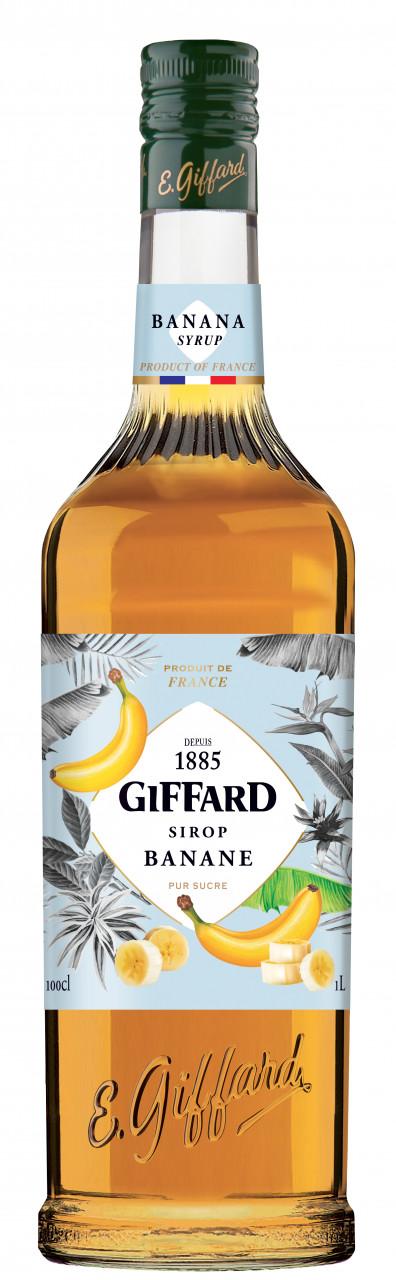 Giffard Bananen Sirup