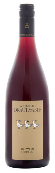 "2011 Drautz-Able Heilbronner Rotwein Cuvée Trocken ""Drei Trauben"" VDP Ortswein!"