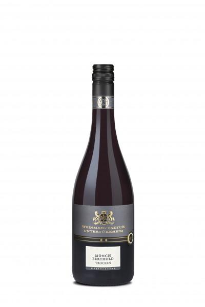 2016 Weinmanufaktur Untertürkheim Mönch Berthold ** Rotweincuvée Trocken im Holzfass gereift!