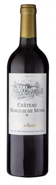 2011 Château Marquis de Mons Grand Cru Saint-Émilion A.C.