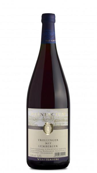 2016 Weinfactum Trollinger mit Lemberger 1,00 l Mehrweg!
