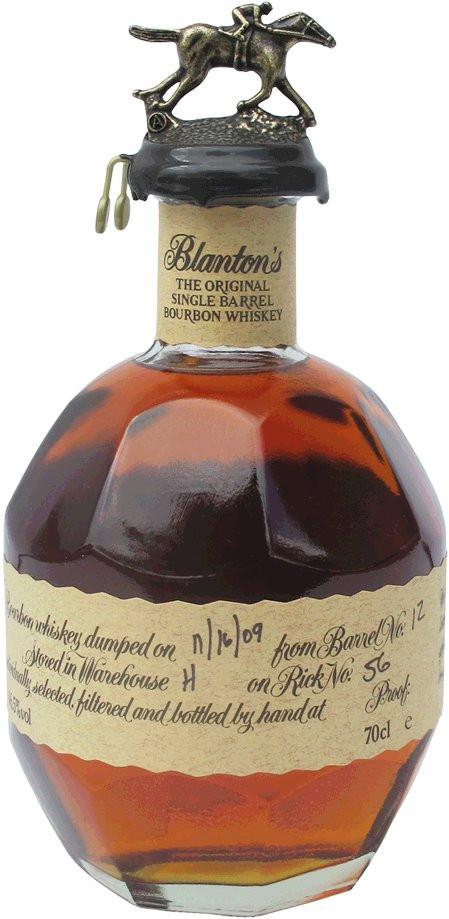 Blanton's The Original Bourbon Whiskey 46% 0,7l