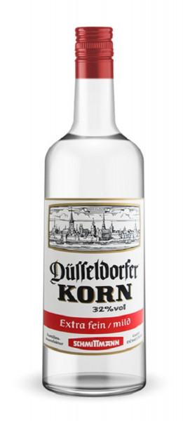 Schmittmann Echt Düsseldorfer Korn 32% 1,0l
