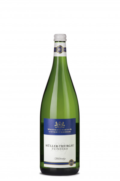 2017 Weinmanufaktur Untertürkheim Müller-Thurgau feinherb 1,00 l Mehrweg