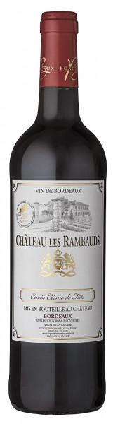 2017 Château les Rambauds Bordeaux A.C.