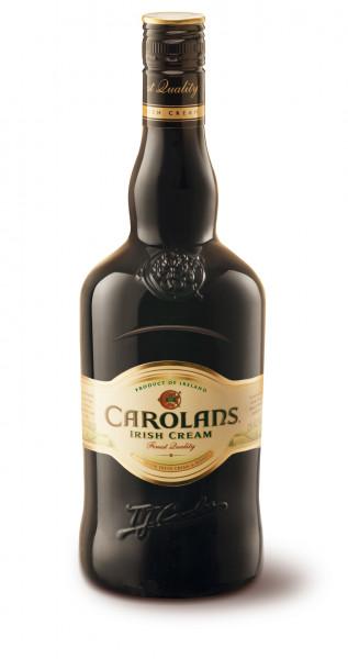 Carolans Irish Cream Likör 17% 0,70!