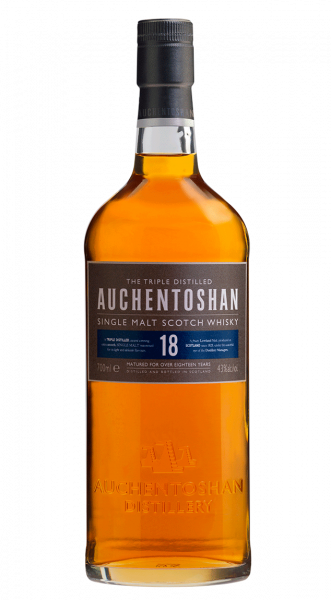 Auchentoshan 18 years Oloroso Sherry Matured Lowland Single Malt Whisky 0,7l!