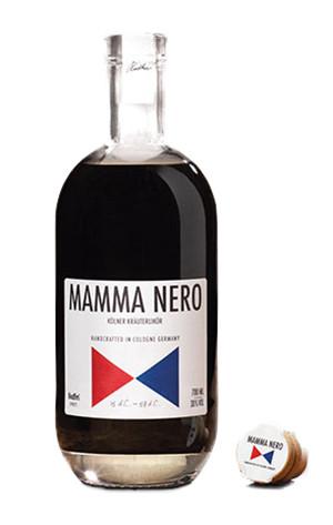 Mamma Nero Kräuterlikör 30% 0,7l