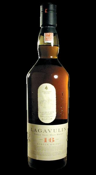 Lagavulin 16 years Islay Malt Whisky 43% 0,7l