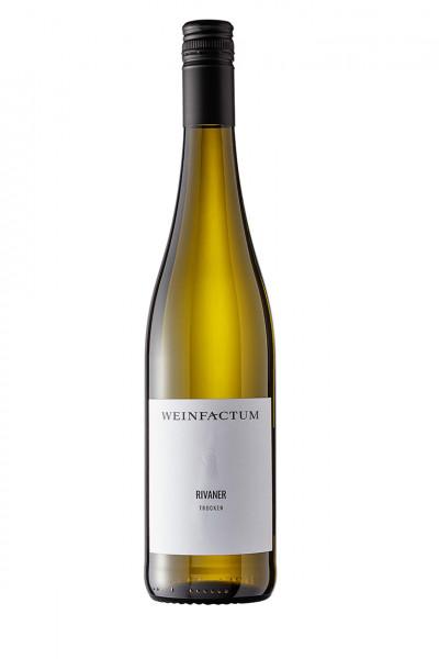 2017 Weinfactum Rivaner * Trocken!