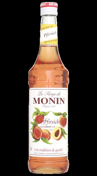 Monin Pfirsich Sirup 0,7l