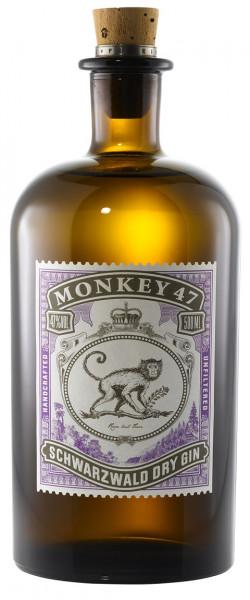Monkey 47 Schwarzwald Dry Gin 47 % 0,50 l